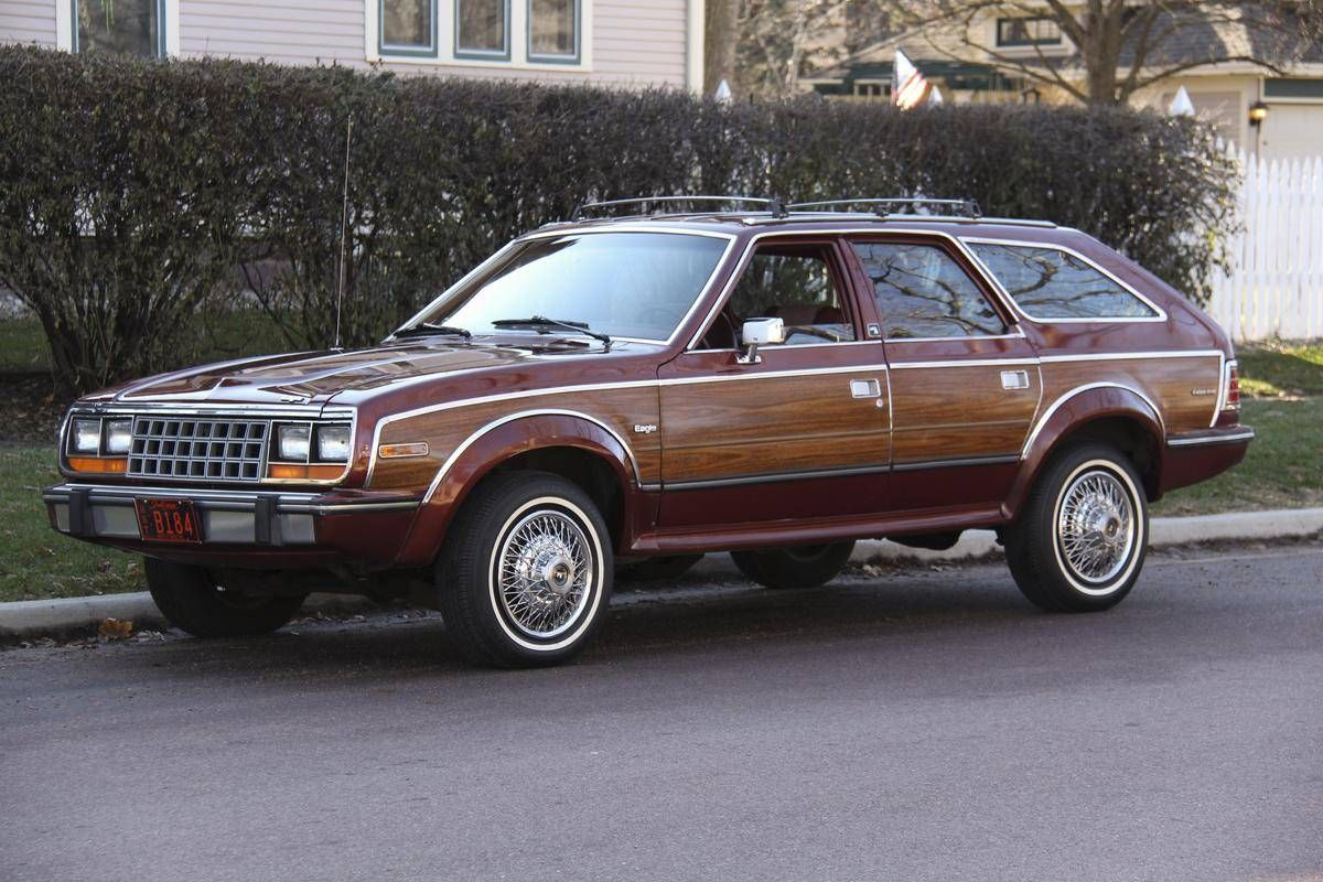 1986 AMC Eagle Wagon | Old Rides 5 | Pinterest | Eagle, Vehicle ...