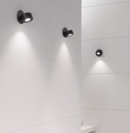 Modern Spot Lights Wall Mounted Spotlights Rotating Wall Spot