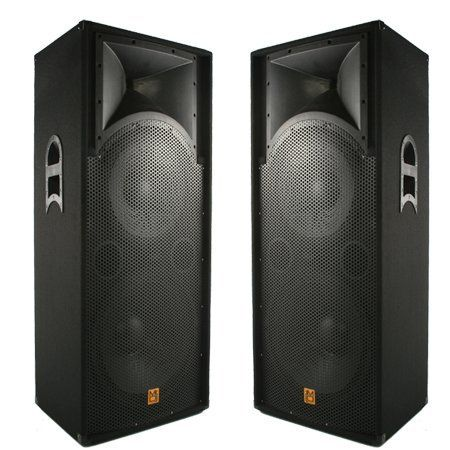 NEW Horn Tweeters Cabinet.Highs.PA System Sound Speakers.Audio Highs.Box Black.