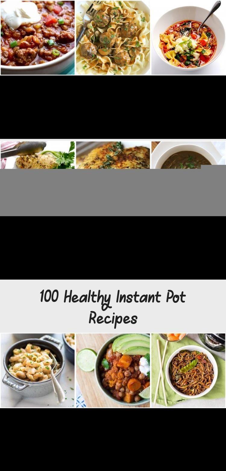 100 Healthy Instant Pot Recipes 100 Healthy Instant Pot Recipes