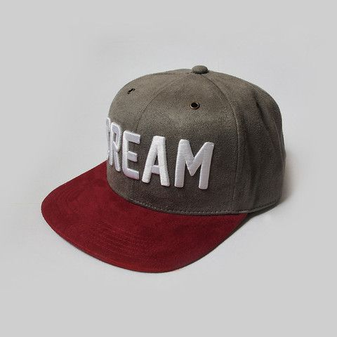 173889c264b17 Suede Cream Snapback – Jelly   Cream