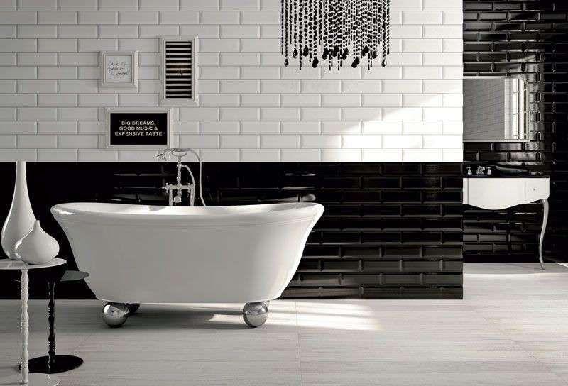 Come arredare un bagno in stile vintage nel ispirazioni