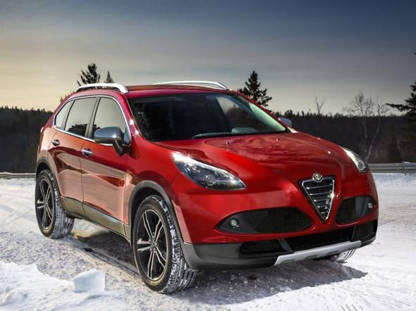 2017 Alfa Romeo Suv Review Price And Release Date If You Are Willing To Have The Best Car Will Be One Of Recommended