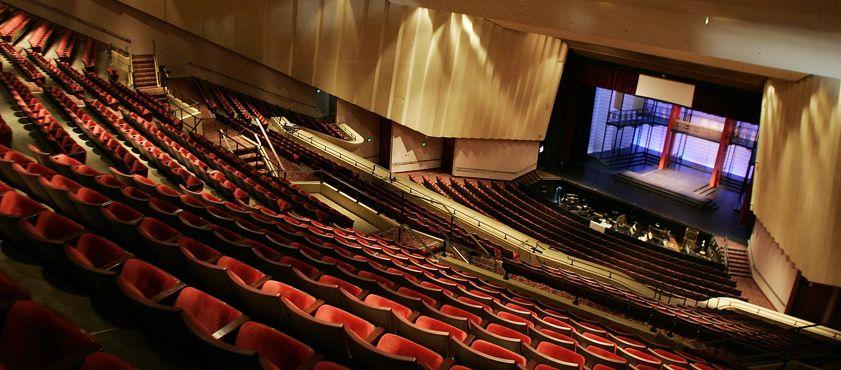 Saroyan Theatre In Fresno Ca Central California Fresno Hometown