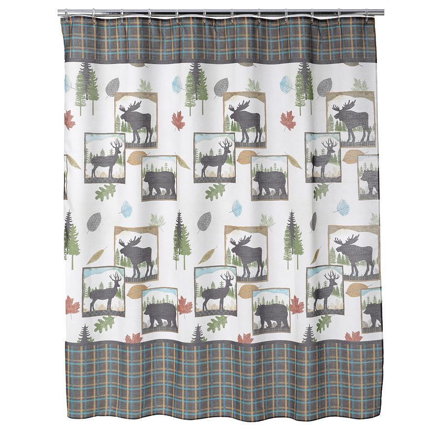 Bacova Woodlands Shower Curtain More Info Could Be Found At The Image Url