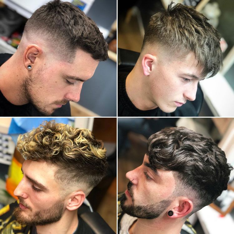 37++ Barbershop cuts pictures ideas
