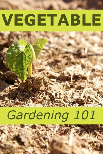 Free Kindle Book For A Limited Time : Vegetable Gardening 101 - Get Started Growing Delicious, Healthy Food Imagine stepping out your kitchen door earlier on a summer morning. The sun is brilliant, the air is moist and fresh, and the heat hasn't yet begun to build. You wander through your own special place... the garden. And what do your wondrous eyes behold? A fat, juicy, red tomato! Green beans, fruit that looks ready to burst and more.For some of us, there is just nothing greater than…