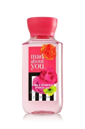 Mad About You Travel Size Shower Gel Signature Collection