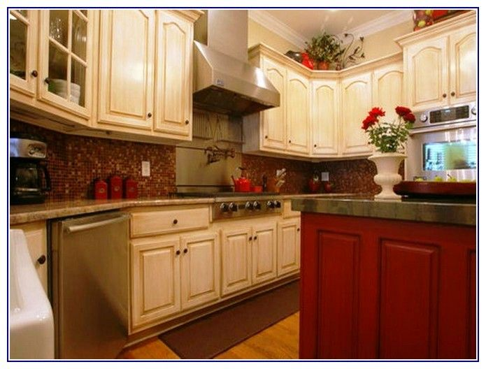 How To Restain Kitchen Cabinets - http://truflavor.net/how ...