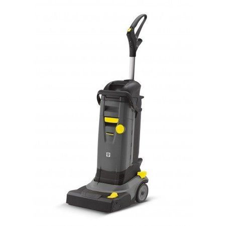 confira em nosso site  http://www.vendaskarcher.com.br/lavadora-e-secadora-de-pisos-karcher-br-30-4-c-eletrica