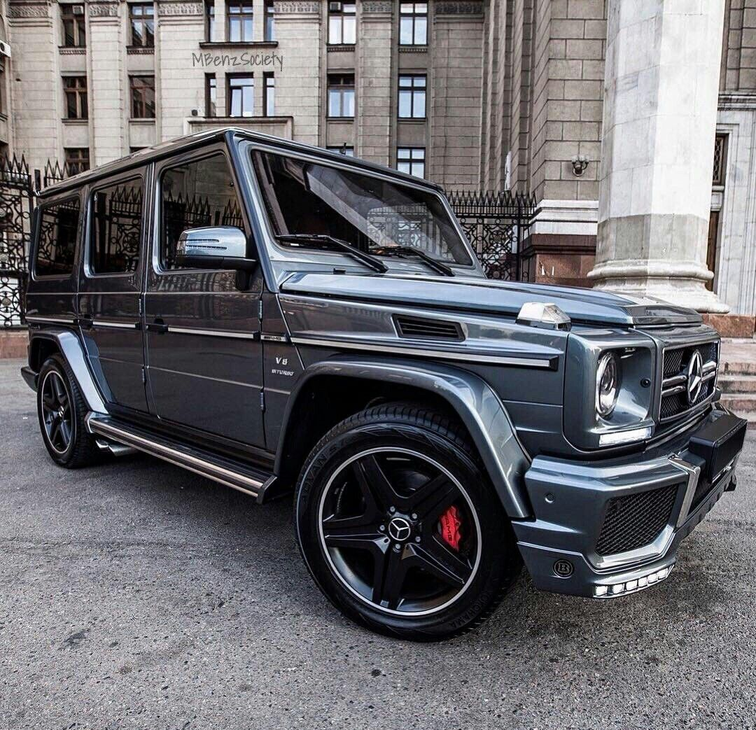 Mercedes G63 Amg W463 With Images Mercedes G Wagon Suv Trucks