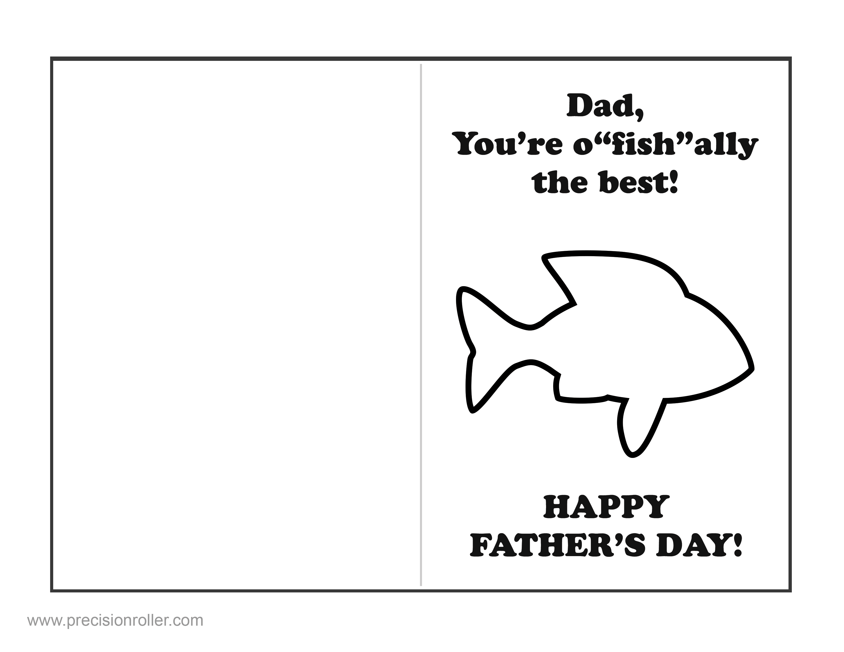 Image Result For Father S Day Card Template