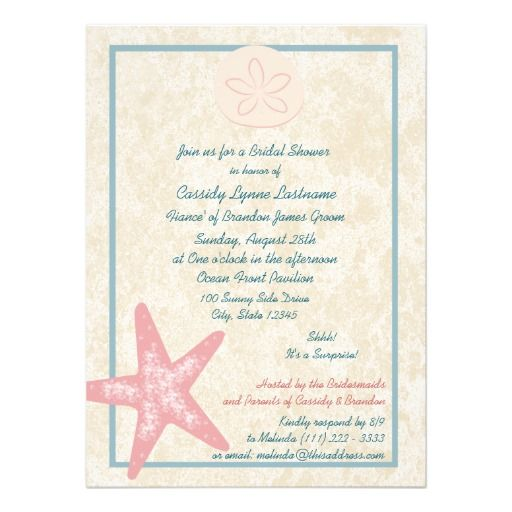 ReviewBeach Bridal Shower Custom Invitationsyou will get best price - best of invitation cards for wedding price