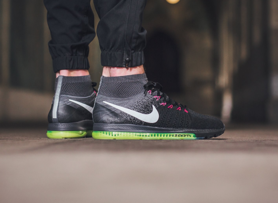 This Nike Zoom All Out Flyknit Is Versatile For The Season