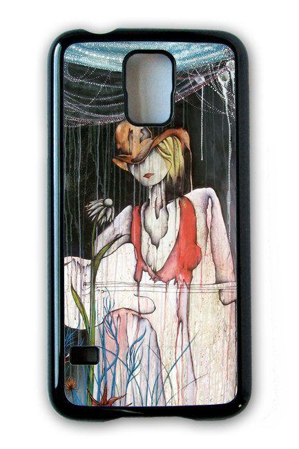 Samsung Galaxy S5 S4 S3 Phone Case Lucinda by MerandaTurbak, $29.99