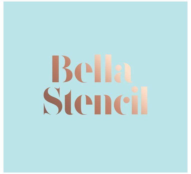 32+ Free stencil font for cricut trends