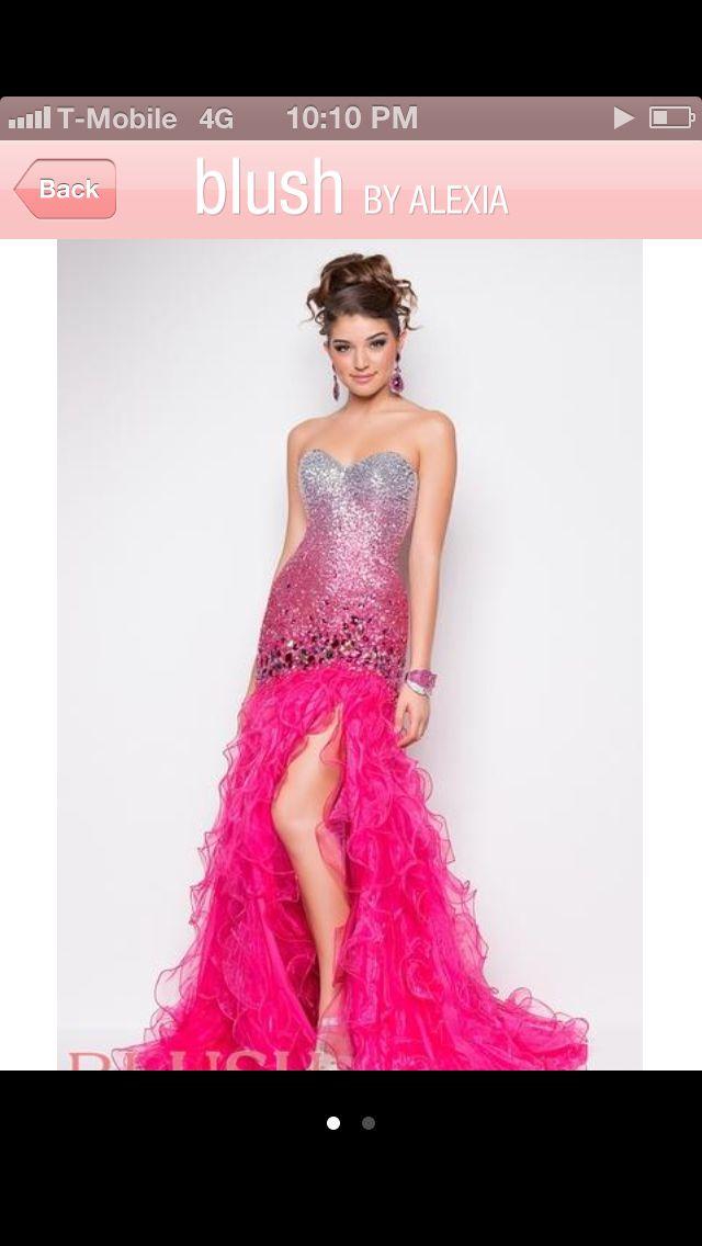 Prom Dress Goal | Prom! | Pinterest | Vestidos para fiesta de ...