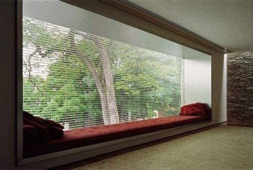 Ventanas minimalistas ventanas modernas de imagen limpia for Fachadas de ventanas para casas modernas