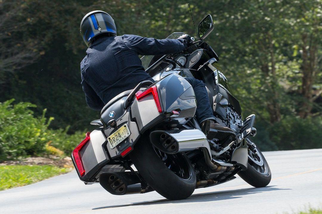 2018 Bmw K 1600 B Lean Angle Bmw Bmw Motorrad Bmw Motorcycles