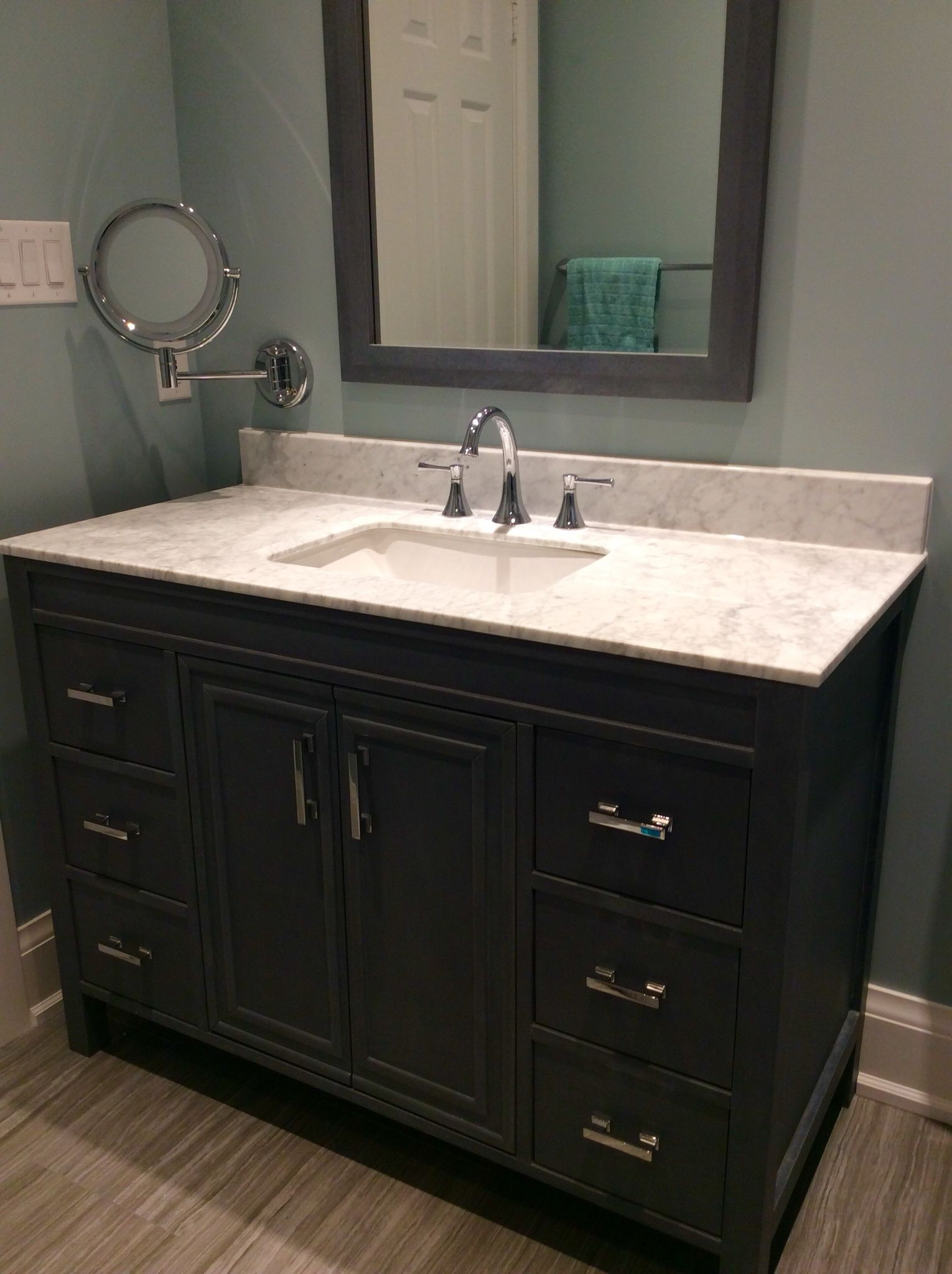 trends ne double inch bowl and vanities with stufurhome the vanity sink best bathroom of ort image grey style