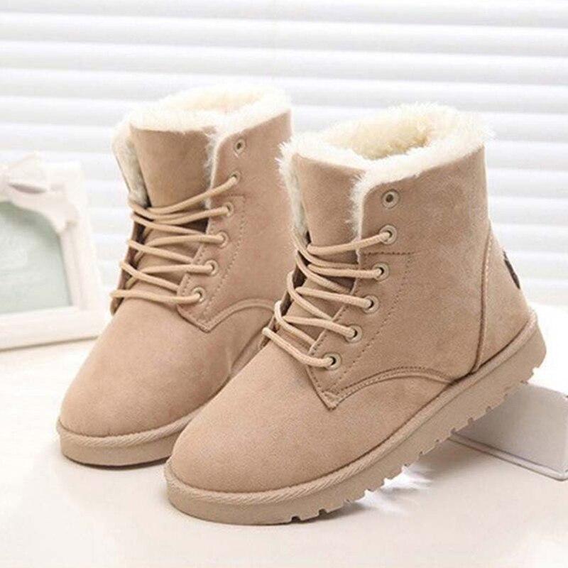 Subir filósofo siga adelante  Botas calientes de Invierno para Mujer, Botas de invierno para Mujer, Botas  de nieve cálidas, Bota… | Zapatos de invierno mujer, Botas de nieve,  Zapatos de invierno