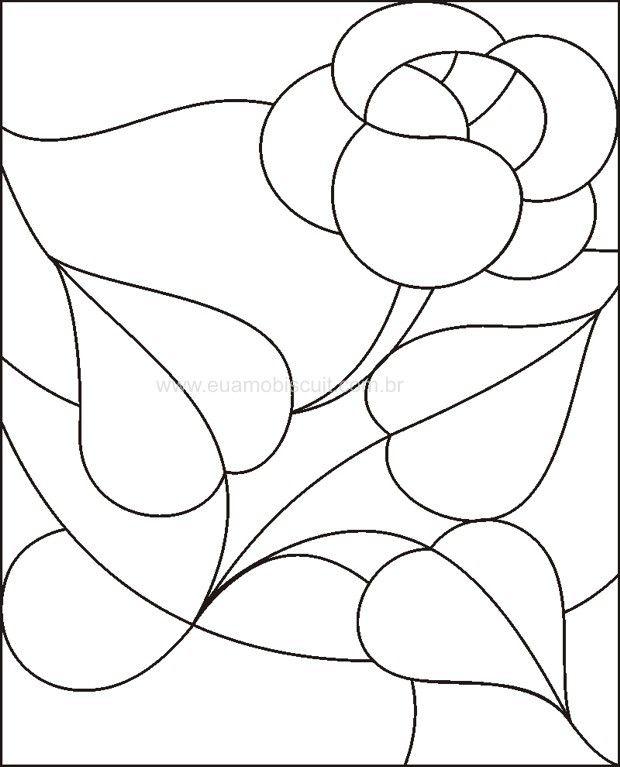 Dibujos Para Vitrales Gratis Az Dibujos Para Colorear Patrones De Vidrieras Vitrales Disenos De Vitrales