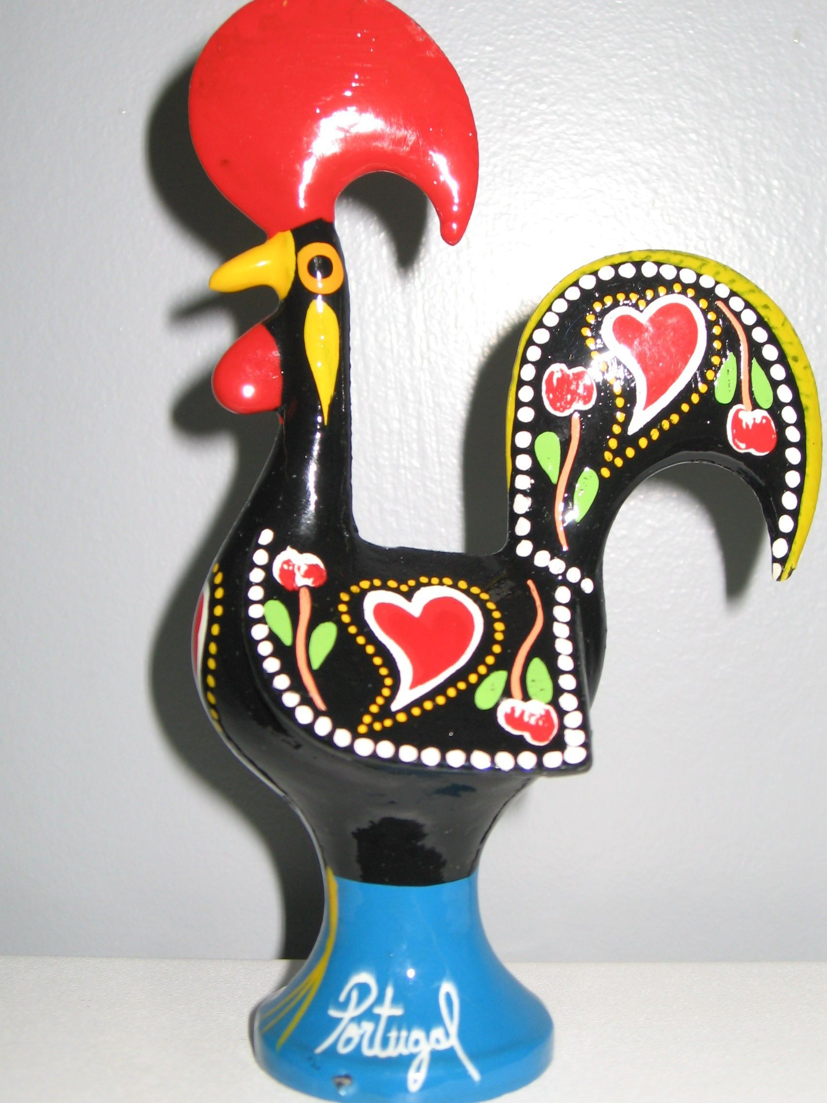 Nixi S Pix On The Slippery Slopes Of Sintra Rooster Art Rooster Decor Portuguese Culture
