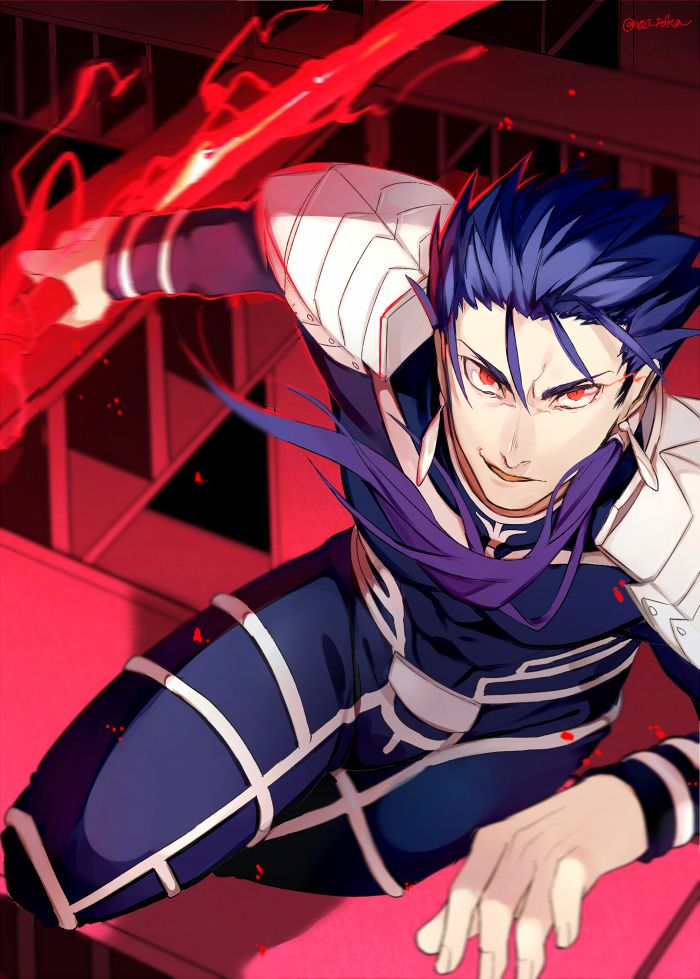 Lancer【Fate/Stay Night】 Fate stay night series, Fate