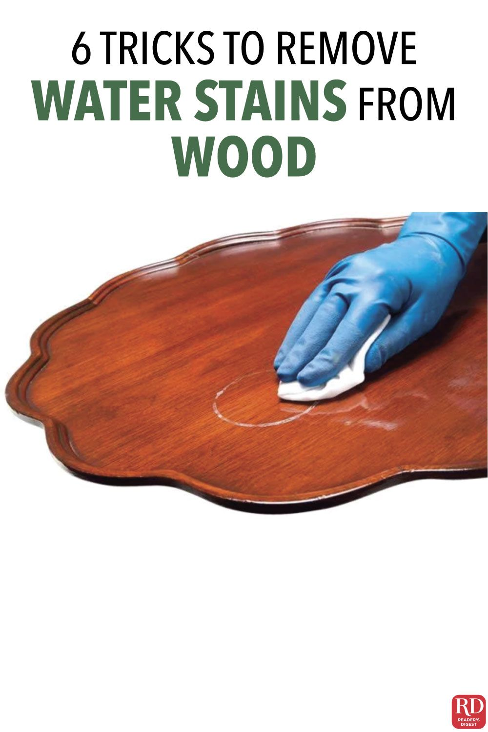 How To Remove Water Stains From Wood 6 Tricks To Try Remove