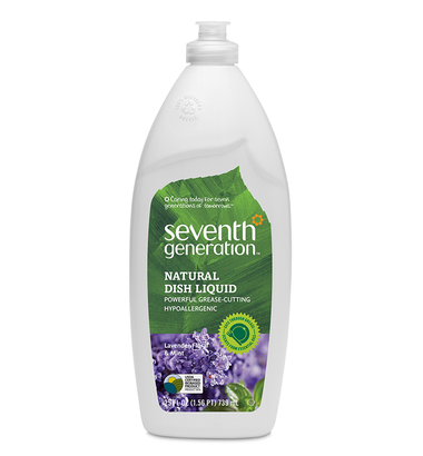 Seventh Generation Dish Soap Prevents Mildew In Dish Sponge Especially In Humid Climates When It Natural Dishes Natural Dishwashing Liquid Dishwashing Liquid