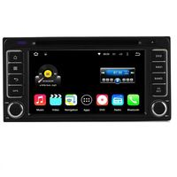6 2 Android 5 1 1 Car Radio For Toyota Land Cruiser 100 Series