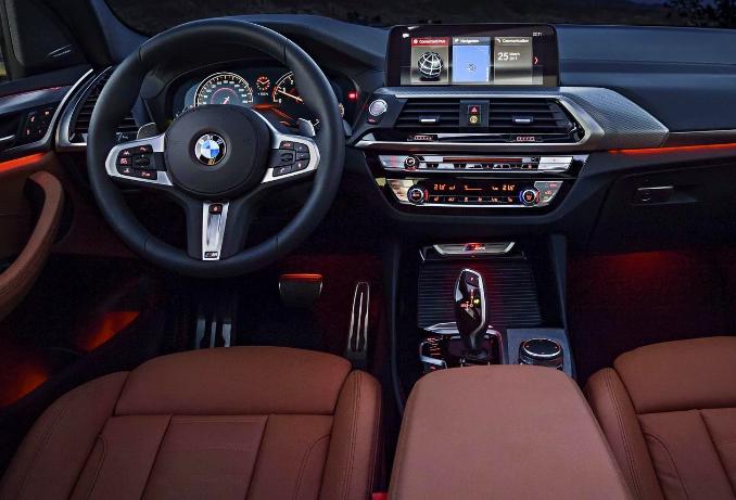2019 Bmw X3 Interior Bmw X3 Car Interior New Cars
