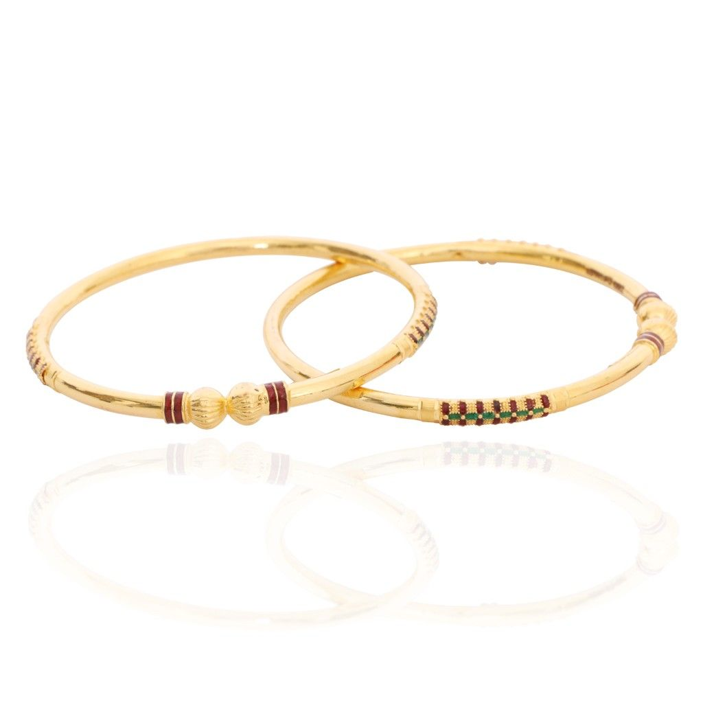 en boutique bangles bangle bracelets gold happiness minimalist style bracelet popular