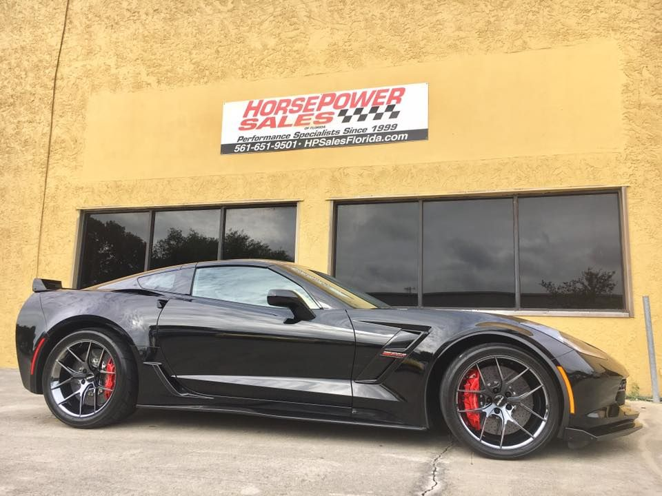 Is there room to make the C7 Grand Sport even better? The