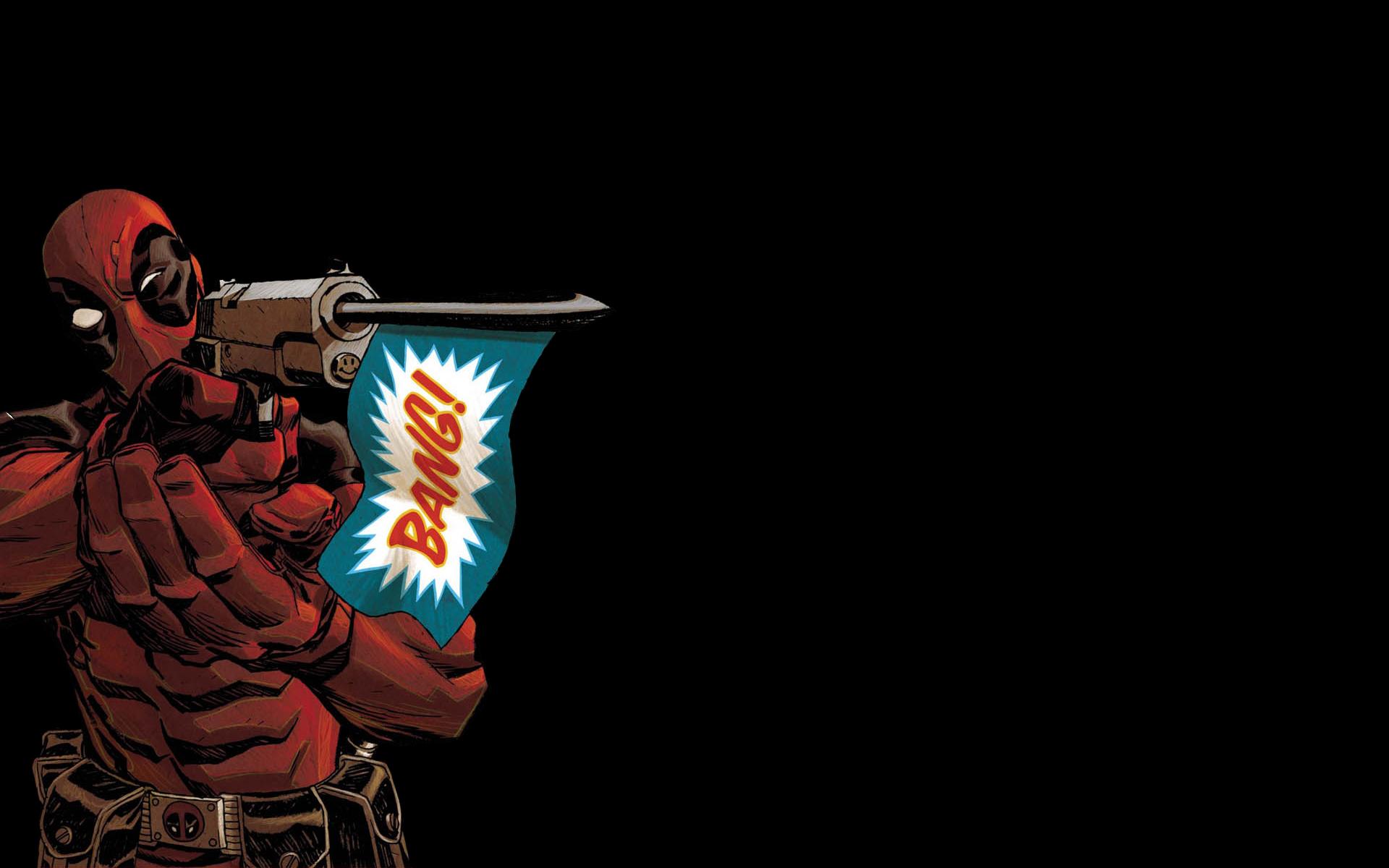 deadpool comic art wallpapers hd desktop and mobile