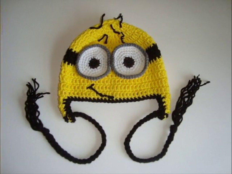 Minion Crochet Pattern Crochet Minion Hat Part 1 Video Dailymotion #minioncrochetpatterns