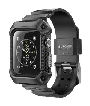 Apple Watch 38 mm UB PRO Rugged Protective Case with Wristband