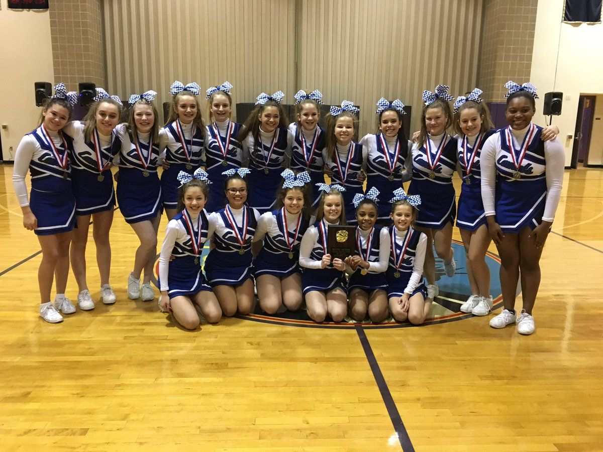 Cms Cheer Takes First Place Middle School Cheer Basketball Court