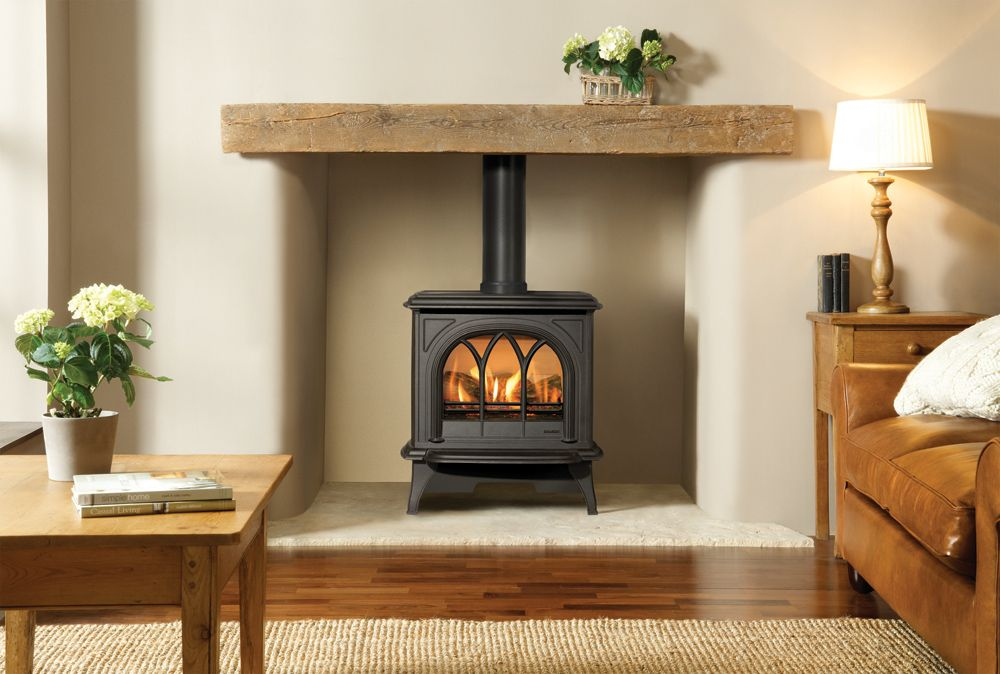 the Huntingdon 30 gas stove successfully combines refined styling with efficient heating technology. The Huntin… | Pinteres…