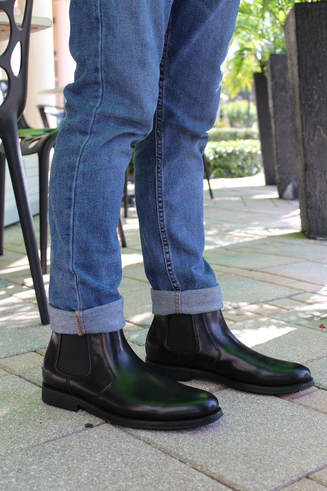 Dockers Ashford Men S Black Dress Shoes Men Dress With Boots Kitchen Shoes [ 1600 x 1067 Pixel ]