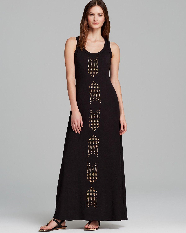 Karen Kane Studded Maxi Dress Women Bloomingdale S Maxi Dress Womens Maxi Dresses Maxi Dress Online [ 1500 x 1200 Pixel ]