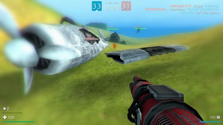 UberStrike is a Free to play FPS [First Person Shooter] MMO Game one of the first and largest Shooter built using the Unity game engine