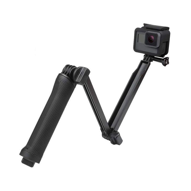 3 Way Grip Waterproof Monopod Selfie Stick Tripod Stand For Gopro Monopod Gopro Selfie Stick Gopro Monopod