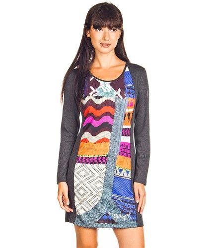 My new dress ---love it ....Nice & Crazy » Lonso II Gris de Desigual