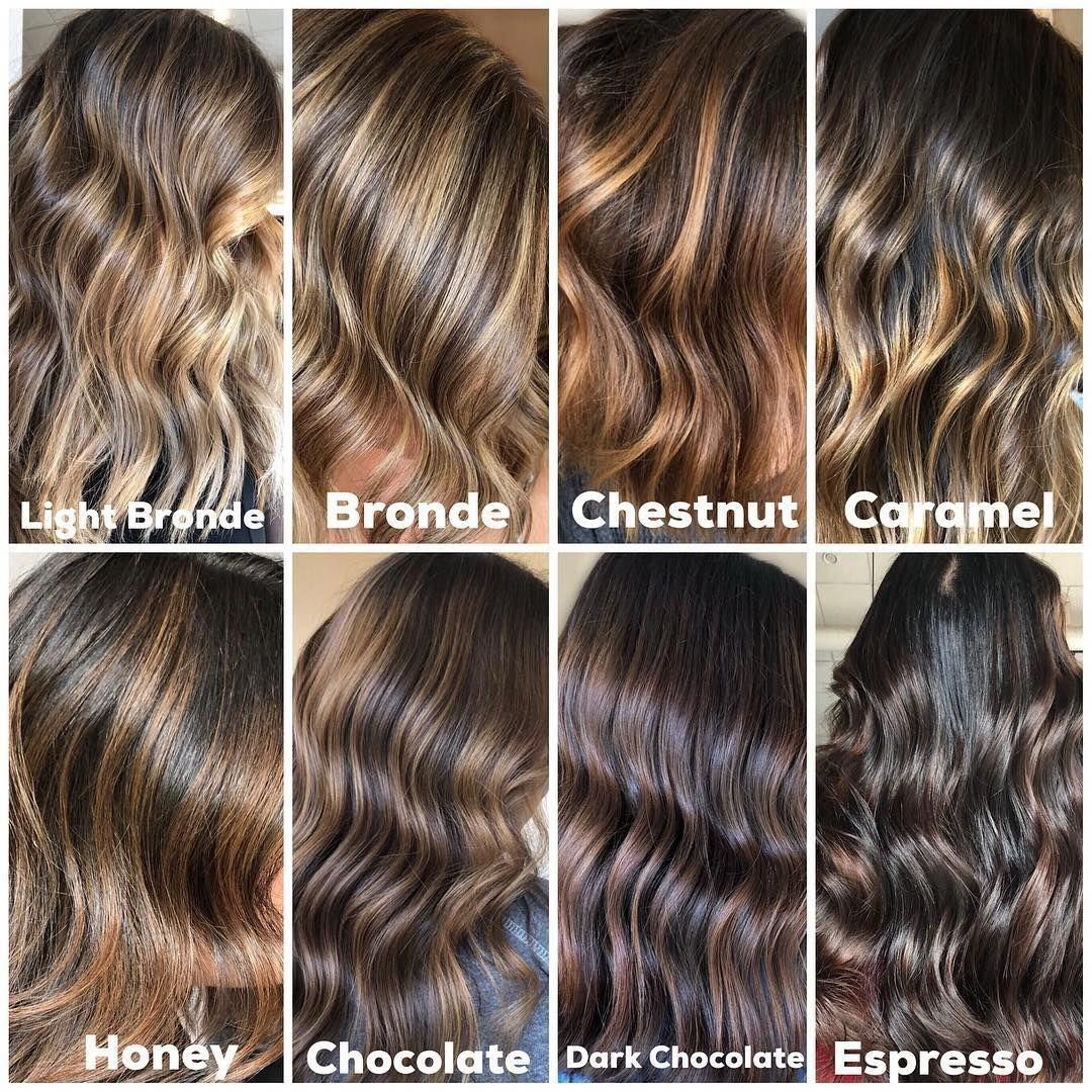 Pin On Hair Color Ideas For Brunettes