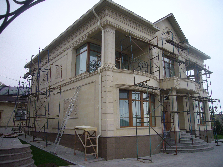 Дом из фибробетона объем бетонной смеси в бадье
