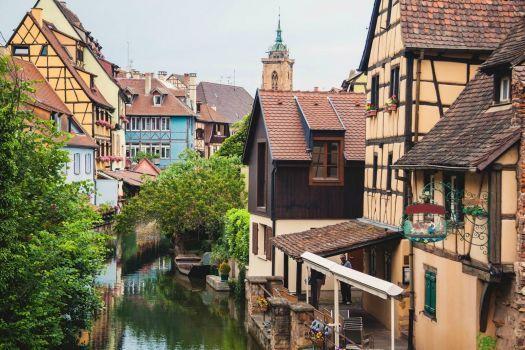 Alsace France (442 pieces)