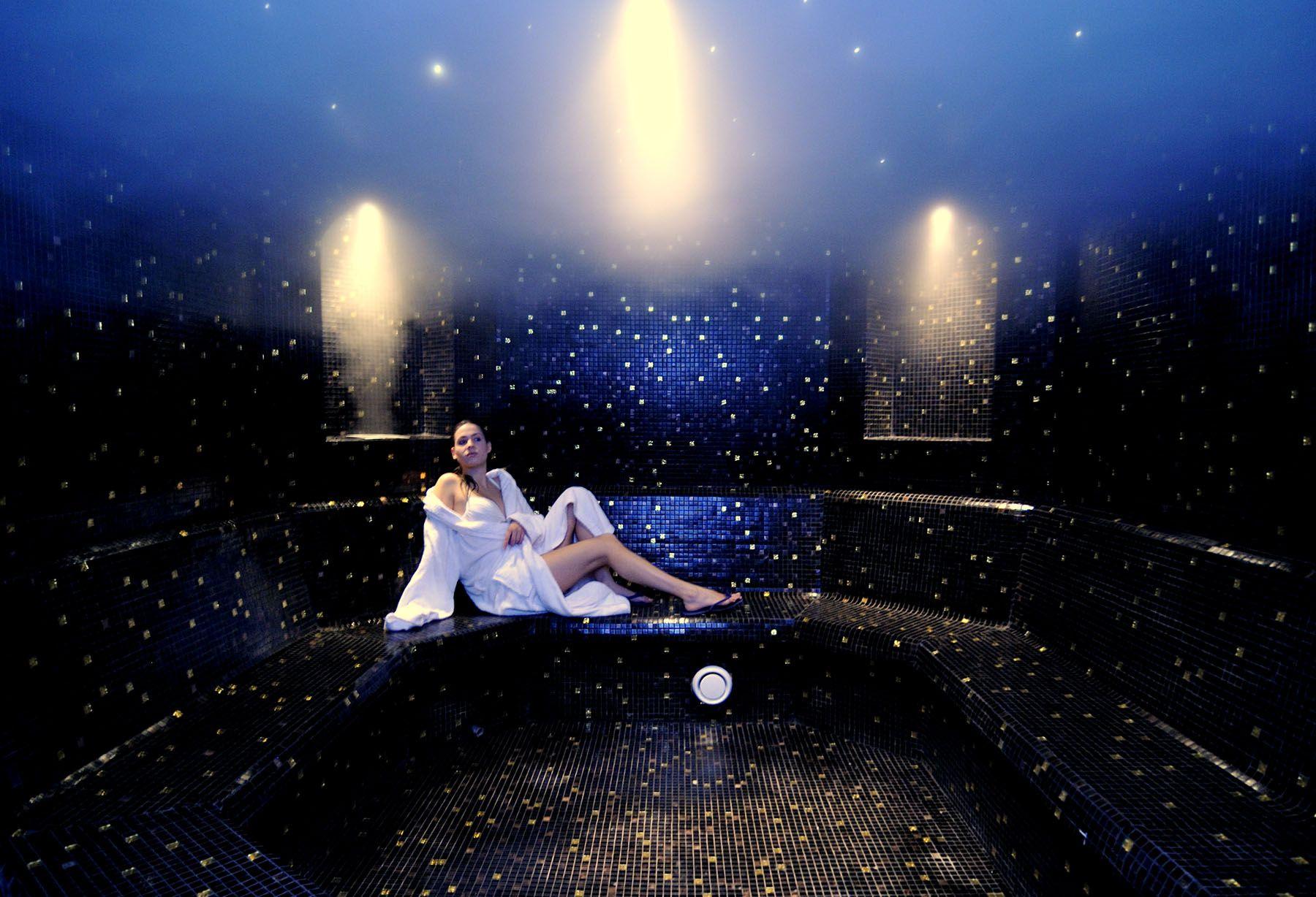 Sauna | Balneario Paracuellos de Jiloca