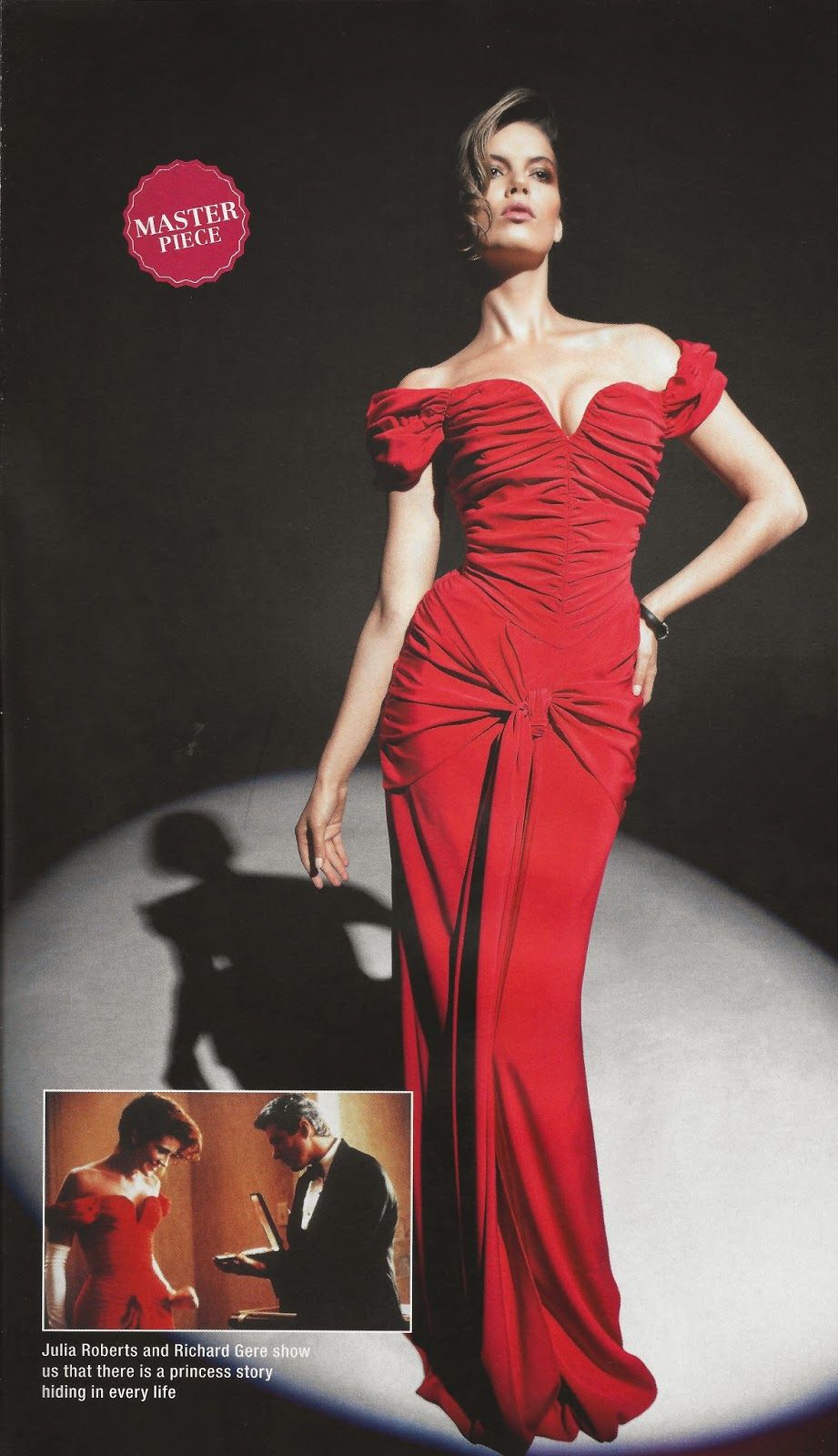 Pretty Woman Red Dress Julia Roberts | Frocktober ... Iconic ...