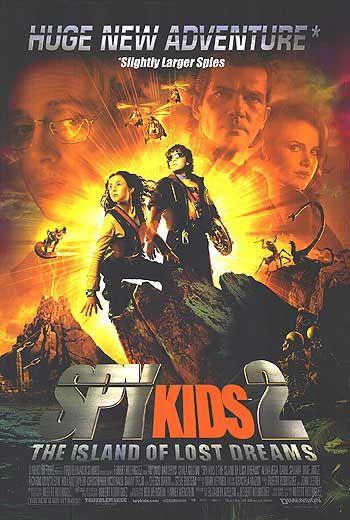 Spy Kids 2 The Island Of Lost Dreams In 2021 Spy Kids Spy Kids Movie Spy Kids 2